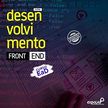 DESENVOLVIMENTO FRONT END EaD