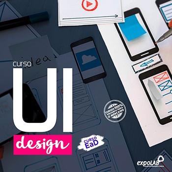 UI DESIGN (USER INTERFACE DESIGN) EaD