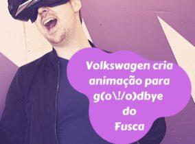 Volkswagen cria animação para g(o\!/o)dbye do Fusca