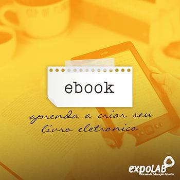 EBOOK: CRIE SUA PUBLICAÇÃO DIGITAL EaD
