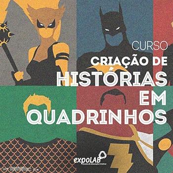 CRIAÇÃO DE HISTÓRIA EM QUADRINHOS EaD