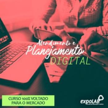 ATENDIMENTO E PLANEJAMENTO DIGITAL EaD