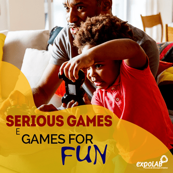 SERIOUS GAMES E GAMES FOR FUN