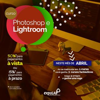 PHOTOSHOP + LIGHTROOM
