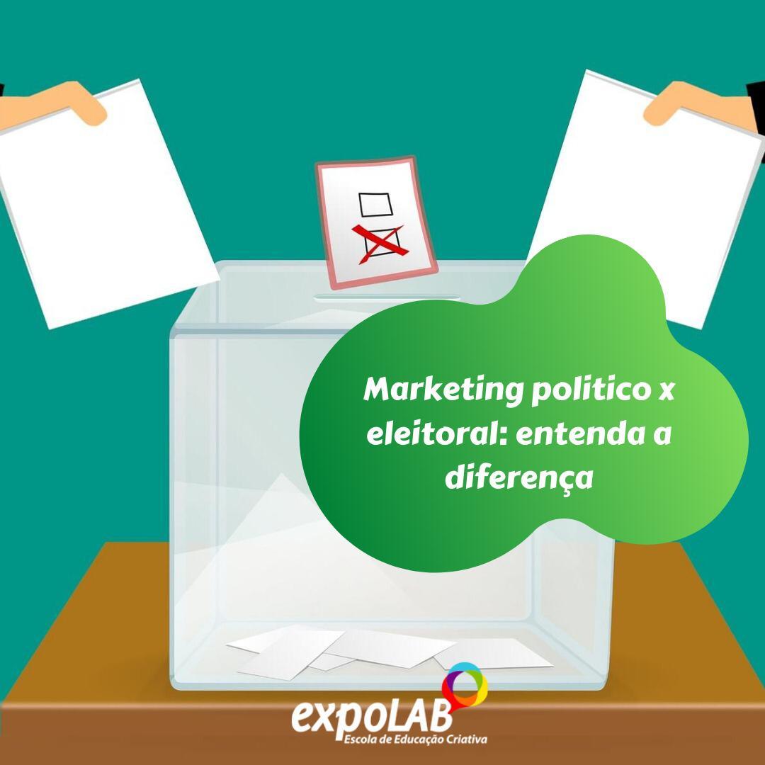 Marketing Político x eleitoral: entenda a diferença